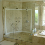 SHOWER CUBICLE 14
